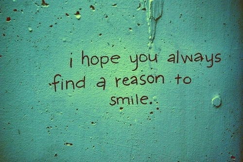 A reason to Smile