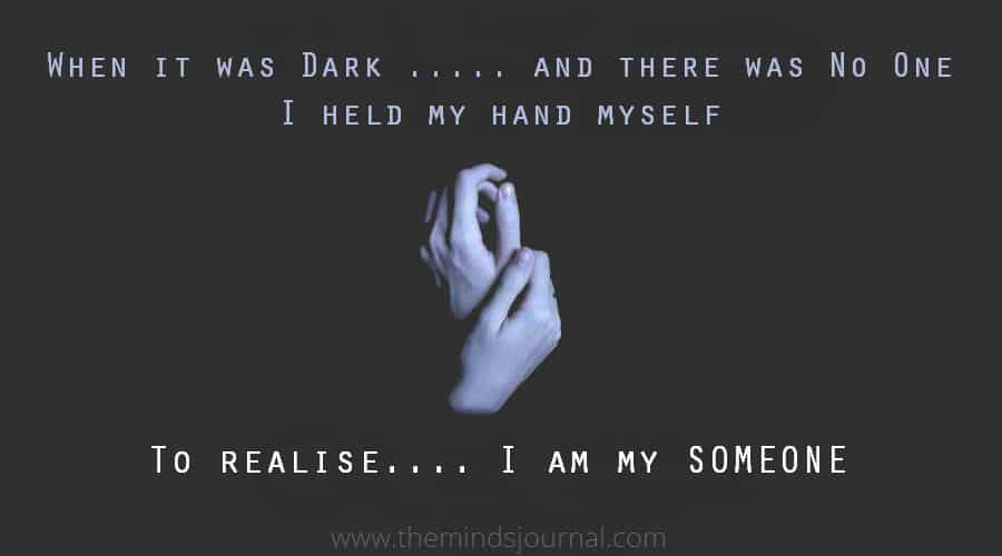 I am my Someone