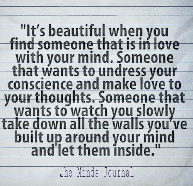 Loving the Mind