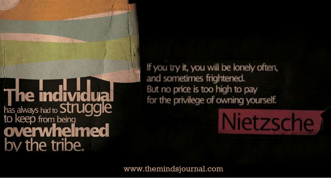 No Price is too High, to pay for the privilege of Owning Yourself