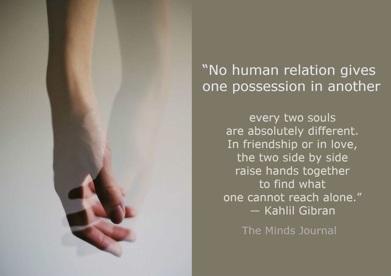 Possession in Relationships – Osho