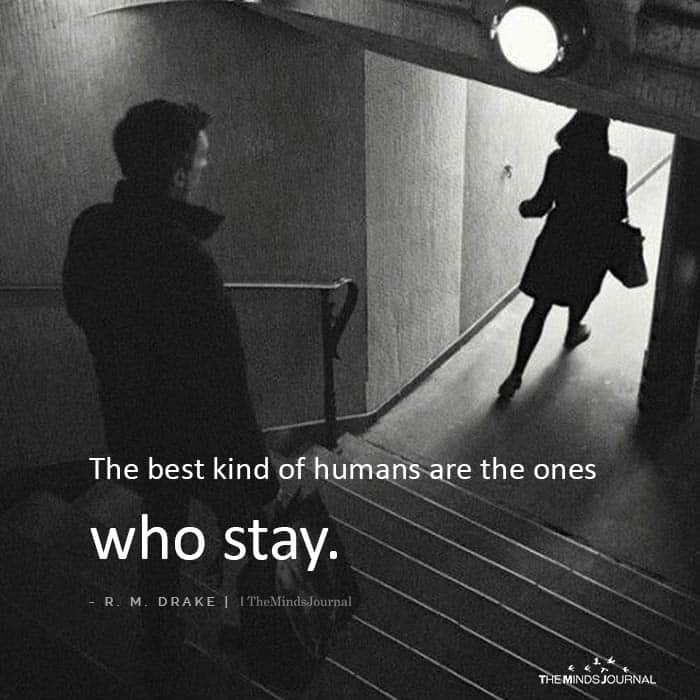 People who Stay
