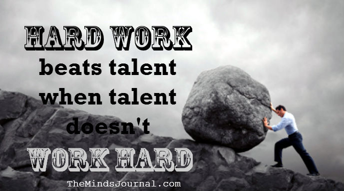 40 Sayings To Strengthen Your Work Ethic – Hard Work Quotes