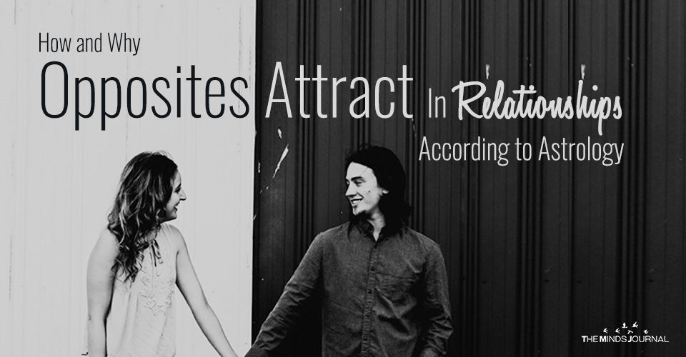How and Why Opposites Attract In Relationships