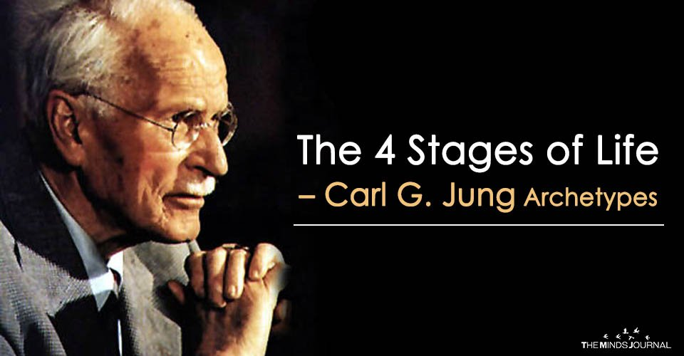 The 4 Stages of Life – Carl G. Jung Archetypes