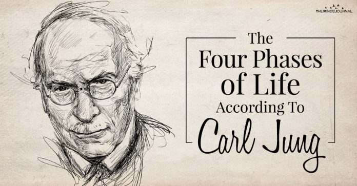 The Four Phases Of Life According To Carl Jung