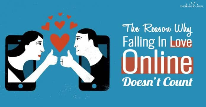 The Reason Why Falling In Love Online Doesn't Count