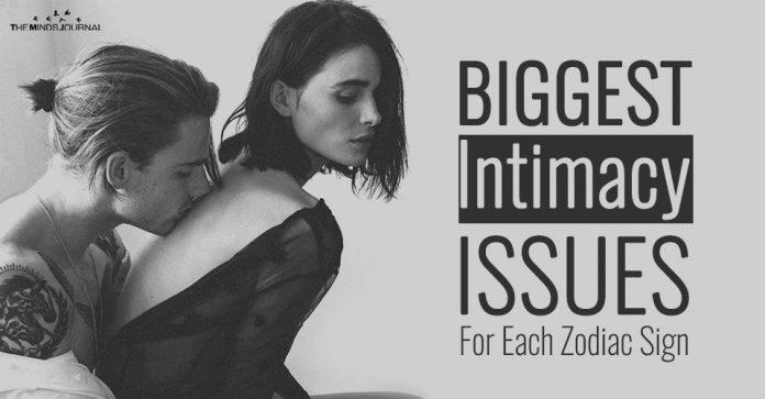 biggest intimacy issue