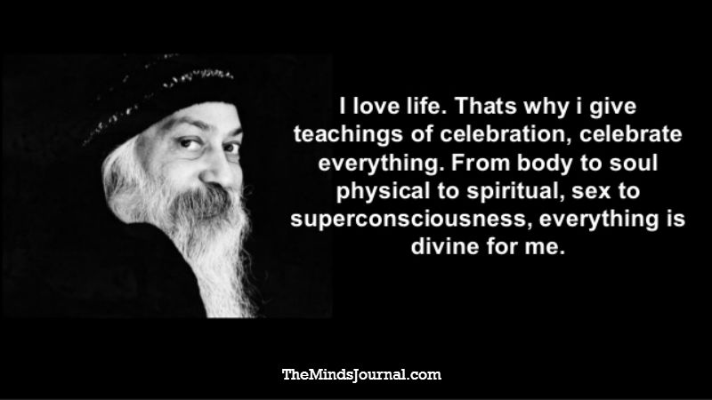 OSHO ON LOVE – some of his deepest Teachings