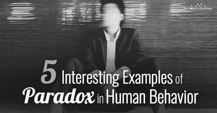 5 Interesting Examples of Paradox in Human Behavior