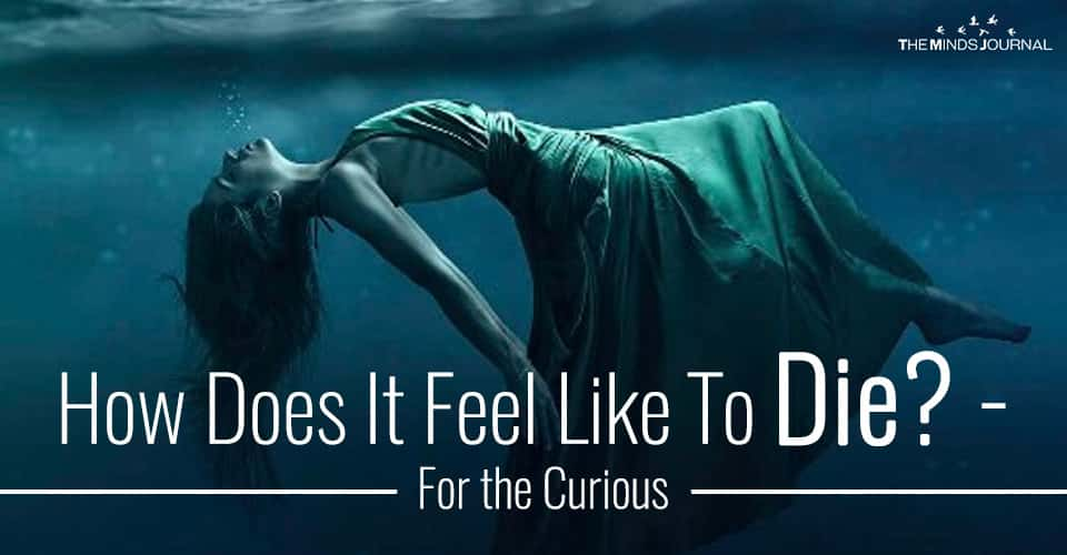 How Does It Feel Like To Die? – For the Curious