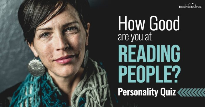 How Good are you at Reading People? -Personality Quiz