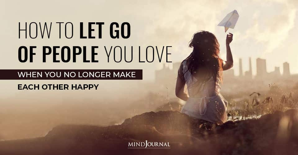 Let Go People You Love