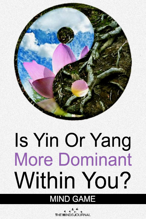 Is Yin Or Yang More Dominant Within You? - MIND GAME