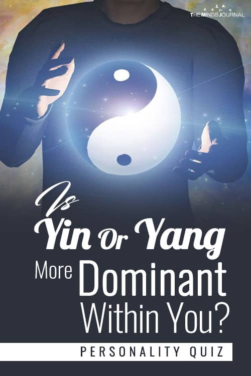 Is Yin Or Yang More Dominant Within You? pin