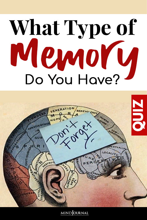 Memory Do You Have pin