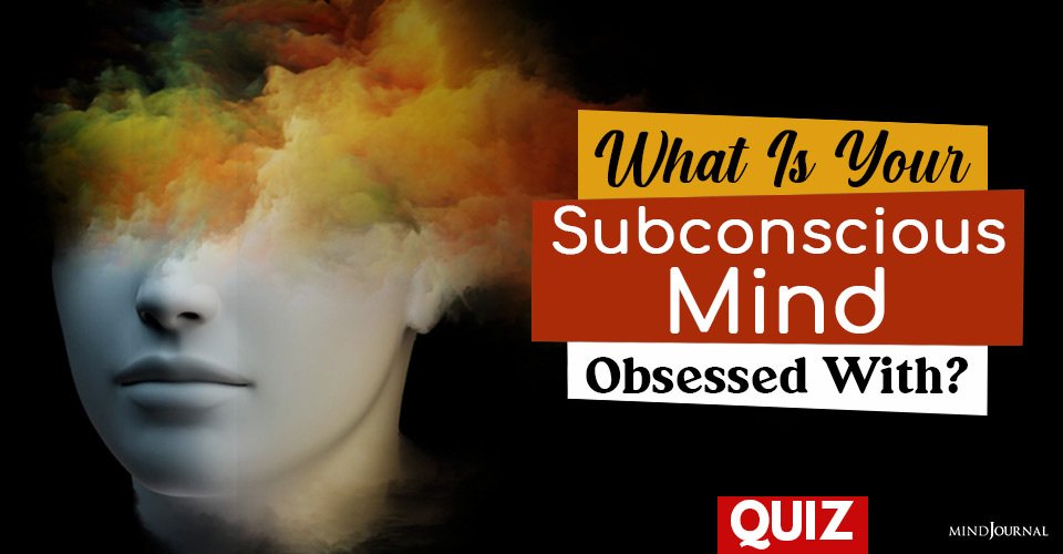 Subconscious Mind Obsessed