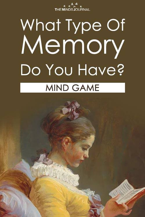 What Type Of Memory Do You Have – MIND GAME