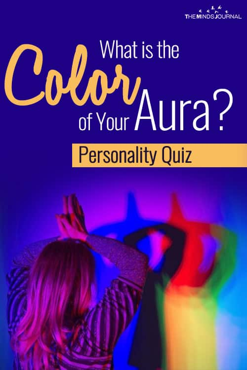 What is the Color of Your Aura? - Personality Quiz