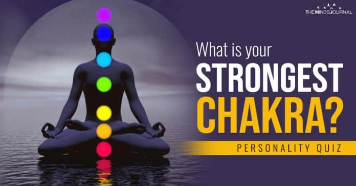 What is your Strongest Chakra ? - Personality Quiz