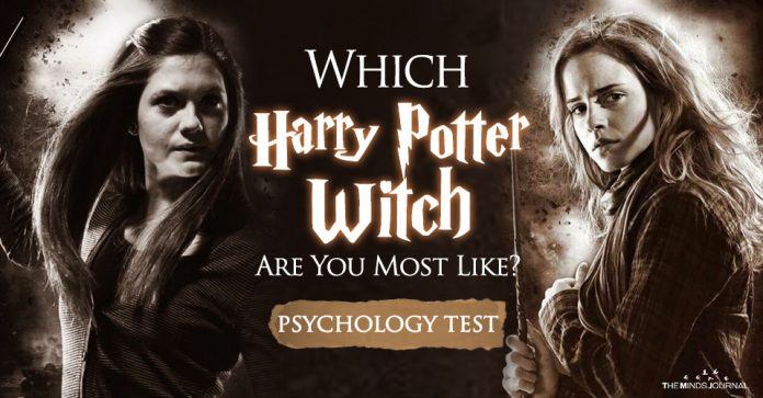 Which Harry Potter Witch Are You Most Like? - Psychological Test