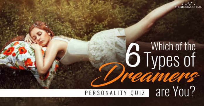 Which of the 6 Types of Dreamers are You pin