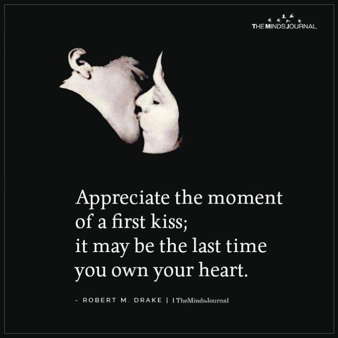 appreciate the moment