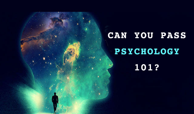 Can You Pass Psychology 101 ? – MIND GAME