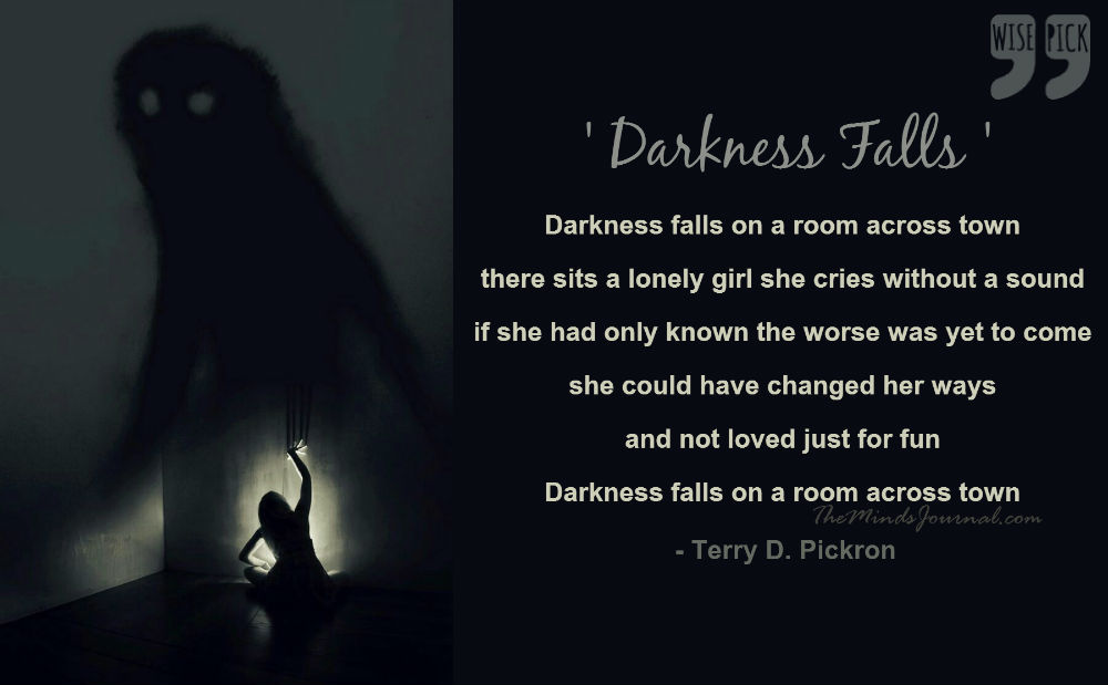 """DARKNESS FALLS"" – Wise Pick"