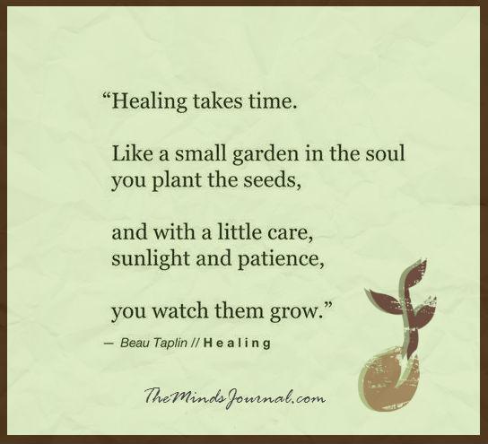 healing-takes-time