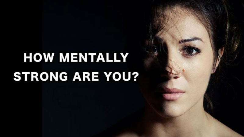How Mentally Strong Are You? - MIND GAME