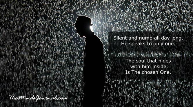 Man Alone – My Mind Talk