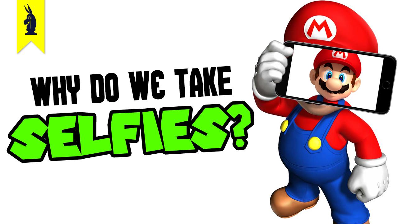 Mind Video – Why Do We Take Selfies?