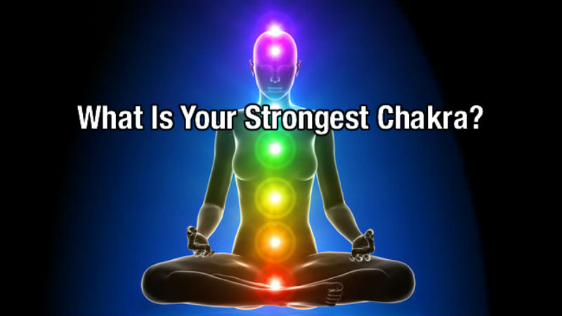 What is your strongest Chakra ? – Mind Game