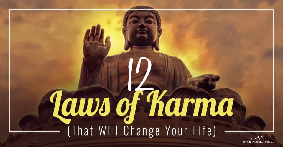12 Little Known Laws of Karma