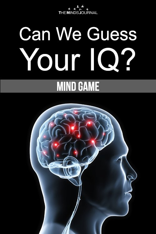 Can We Guess Your IQ – MIND GAME