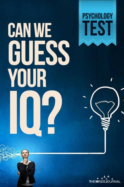 Can We Guess Your IQ? - QUIZ