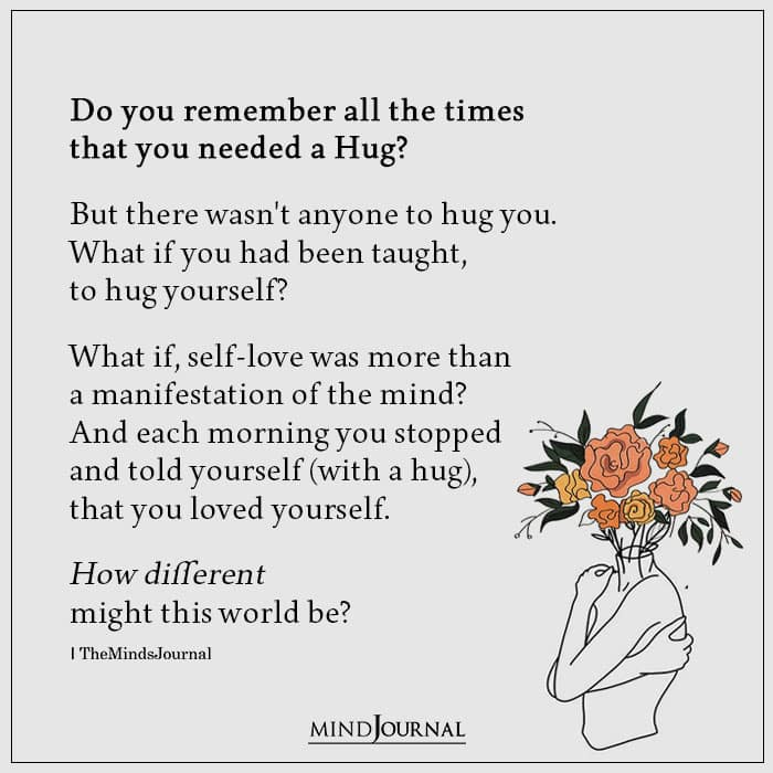 Remember Times Needed A Hug