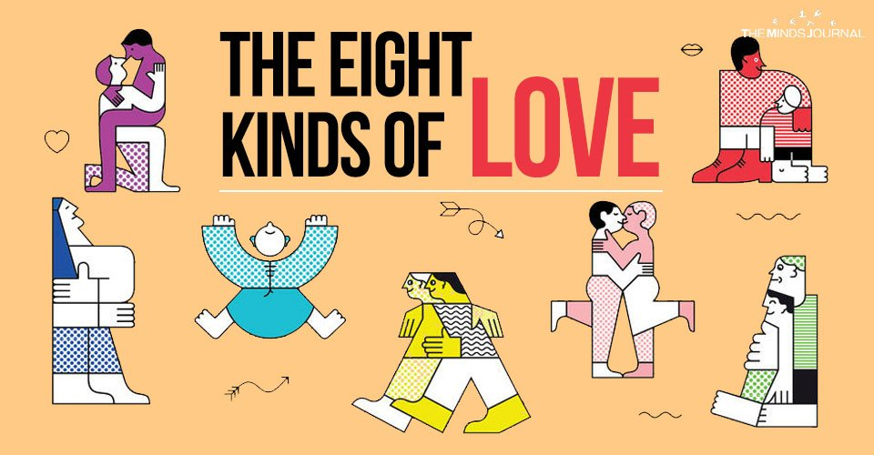 The Eight Kinds of Love