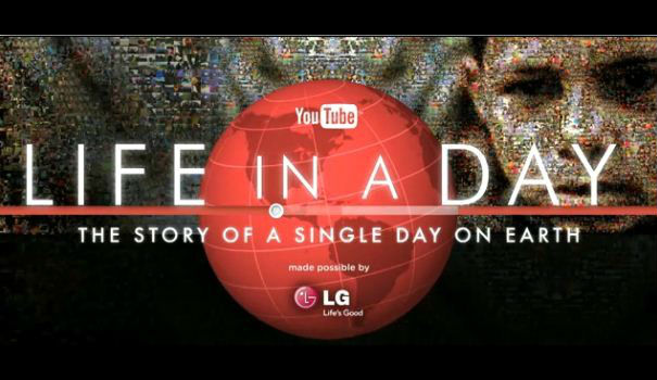 Life in a Day – MIND VIDEO