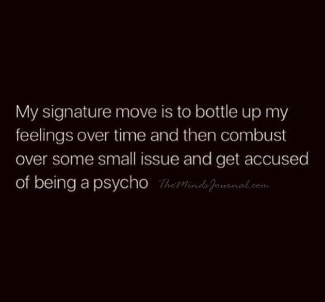 My signature Move