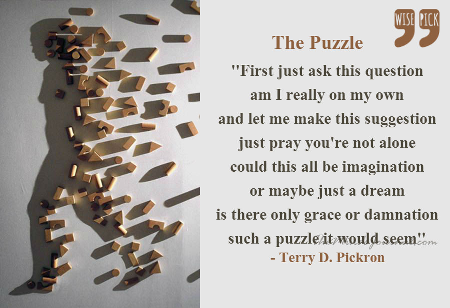 """""""THE PUZZLE"""""""