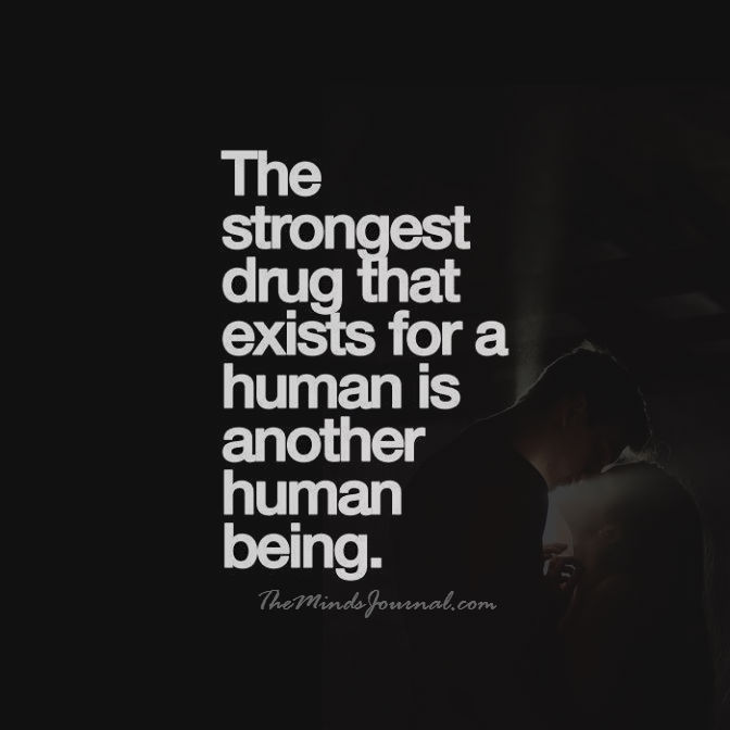 The strongest drug that exists