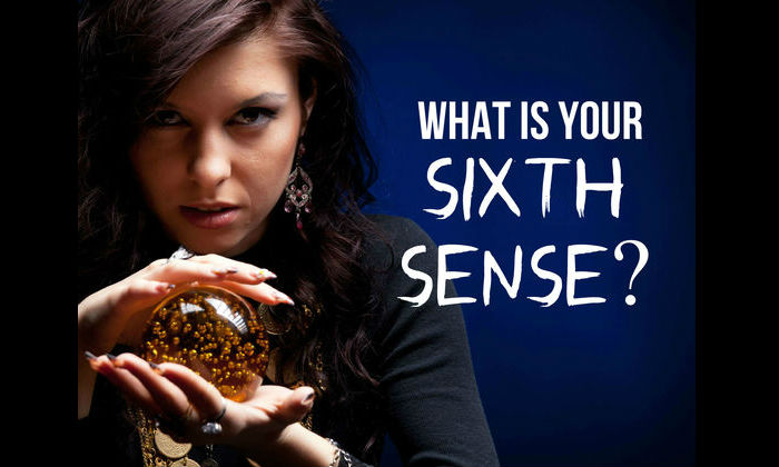 What Is Your Sixth Sense? – MIND GAME