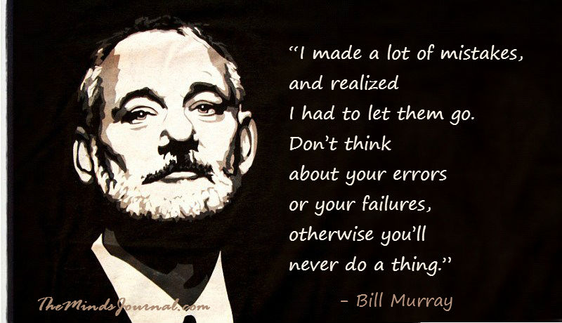 14 Brilliant Bill Murray Quotes You've Never Heard Before…