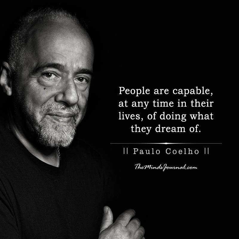 25 Life-Changing Lessons to Learn from Paulo Coelho