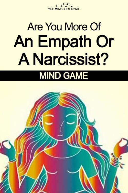 Are You More Of An Empath Or A Narcissist? - MIND GAME