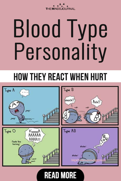 Blood Type Personality: How Do You React In Different Situations According to Your Blood Type
