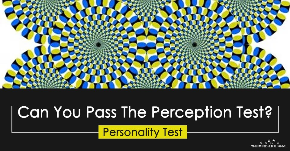 Can You Pass The Perception Test – MIND GAME2
