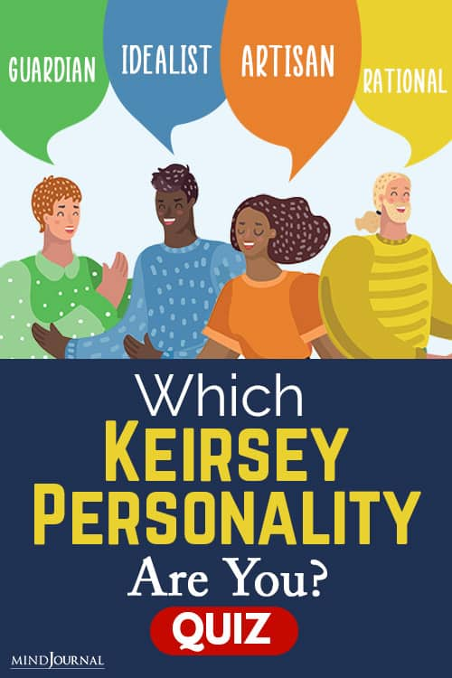 Keirsey Personality Type